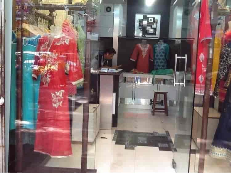 743301c3c2 Entrance View of Readymade Garment Shop - Namrata ladies dress designer  Photos, Ghatkopar East, ...