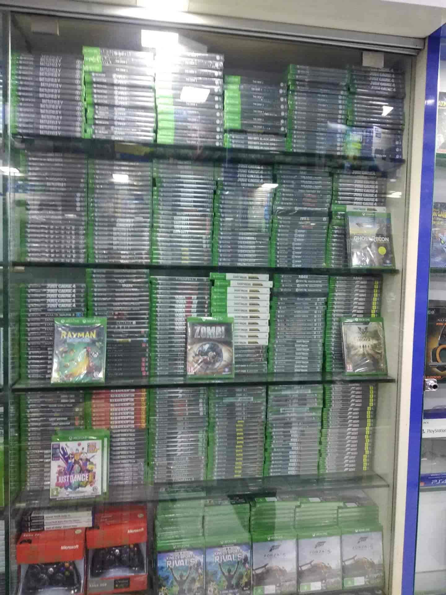 Ninja Games, Masjid Bunder - Game Dealers in Mumbai - Justdial