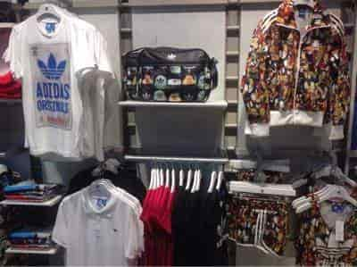 Adidas Exclusive Store, Colaba Gents Readymade Garment