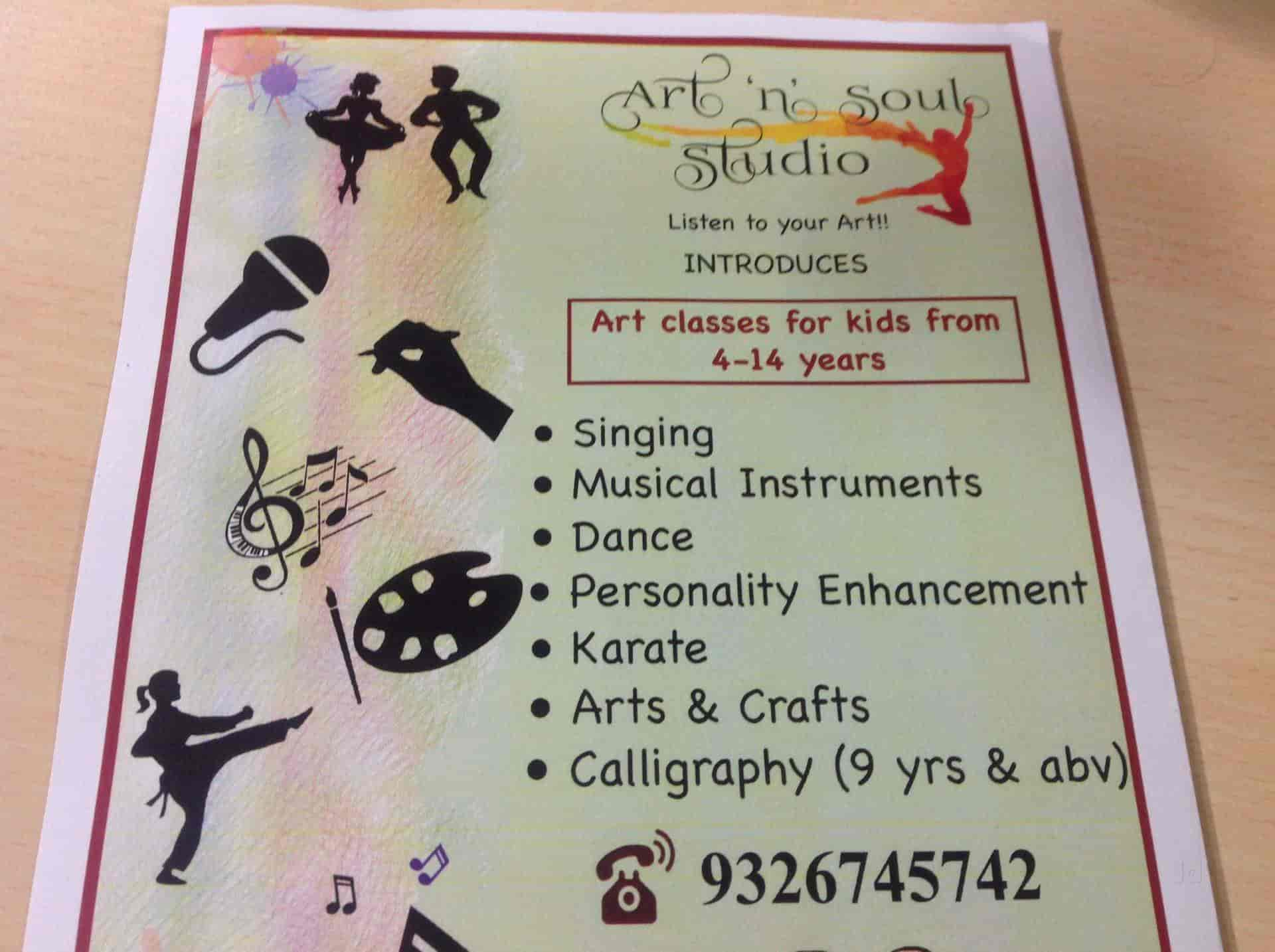 a3046a502bbd2 Catalog - Art N Soul Studio Photos, Andheri West, Mumbai - Drawing Classes