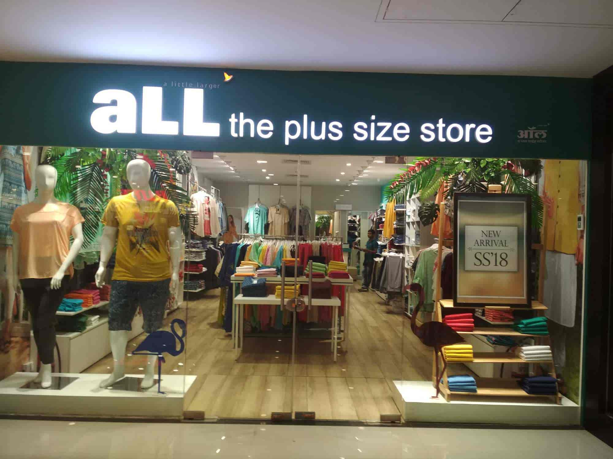 552fc6270c9 All The Plus Size Store (Orion Mall)