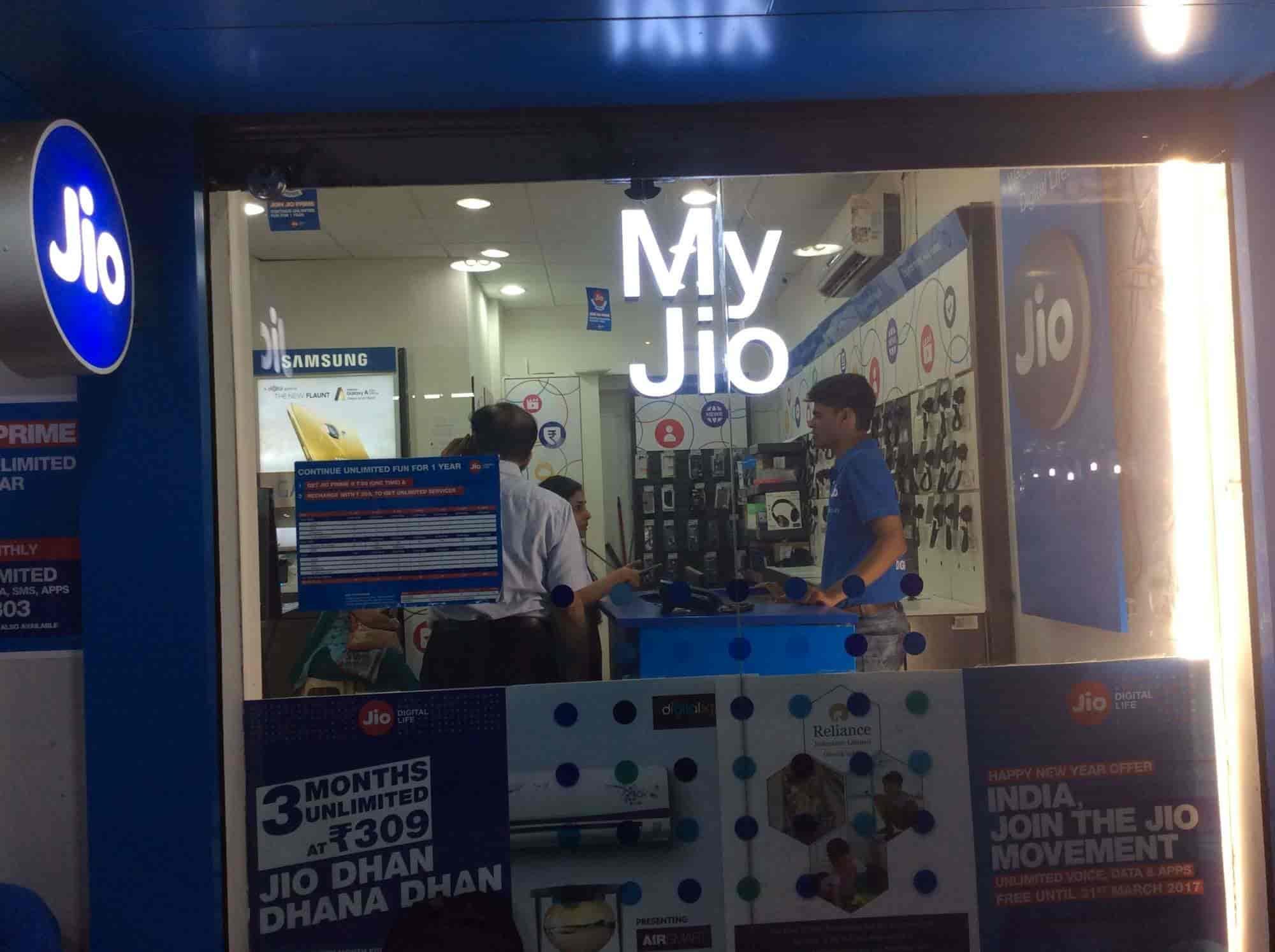 Jio Digital Life, Vile Parle West - Mobile Phone Dealers in