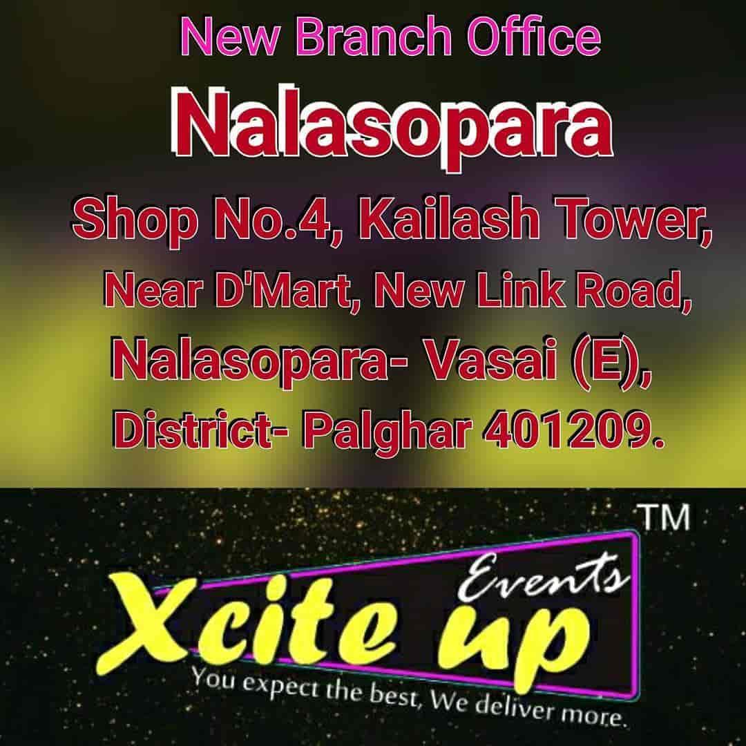 Xcite Up Events, Kandivali West - Mandap Decorators in