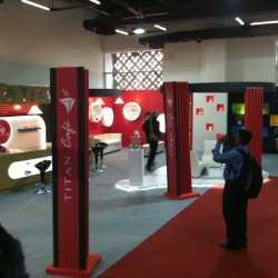 Exhibition Stall Rent Tds : Woodpecker designo expo andheri east exhibition contractors