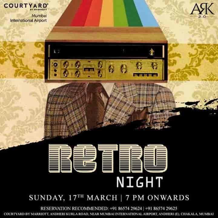 ARK (Courtyard By Marriott), Andheri East, Mumbai - Live