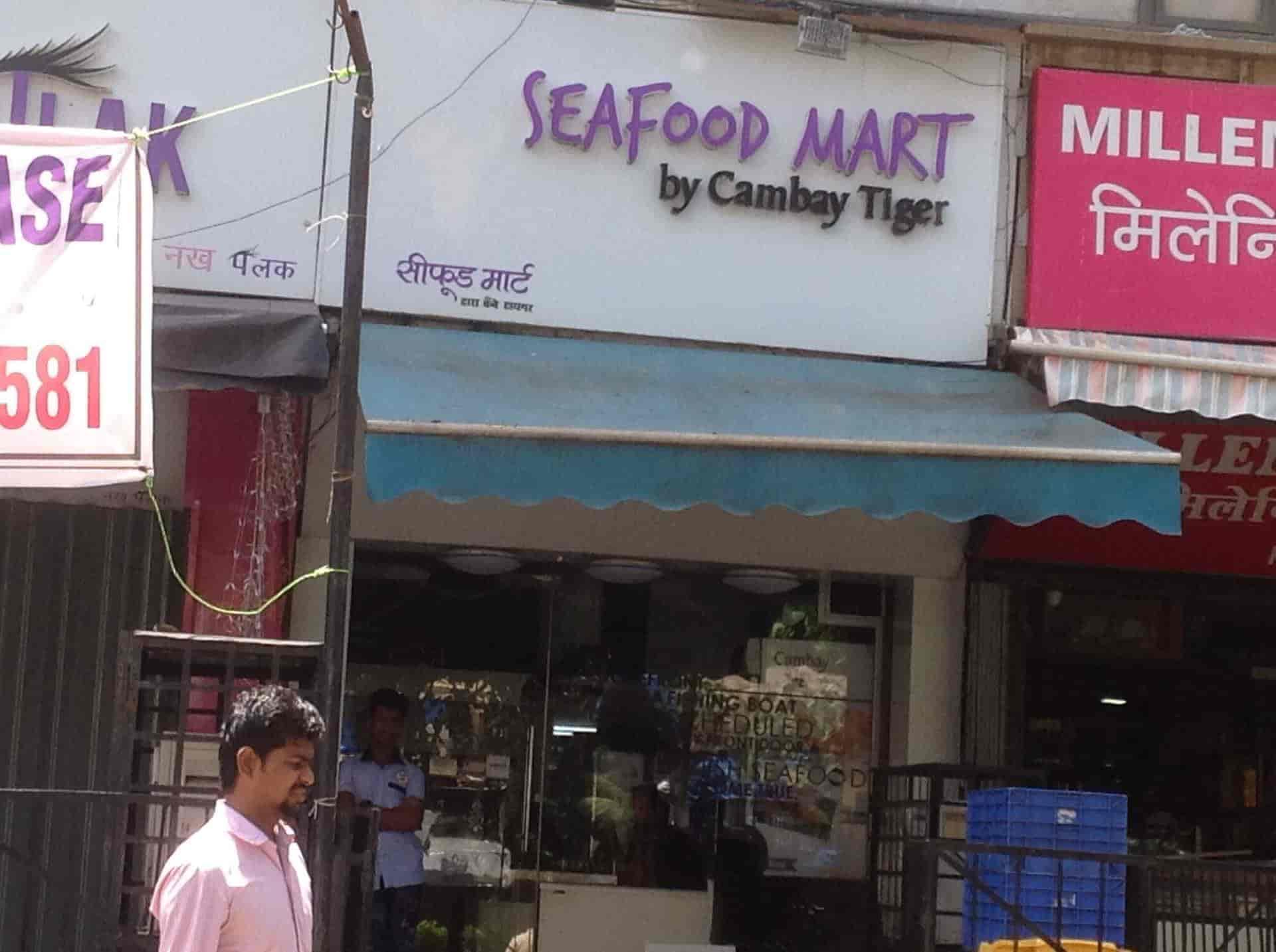 Cambay Tiger Sea Food Mart, Lokhandwala Complex-Andheri West