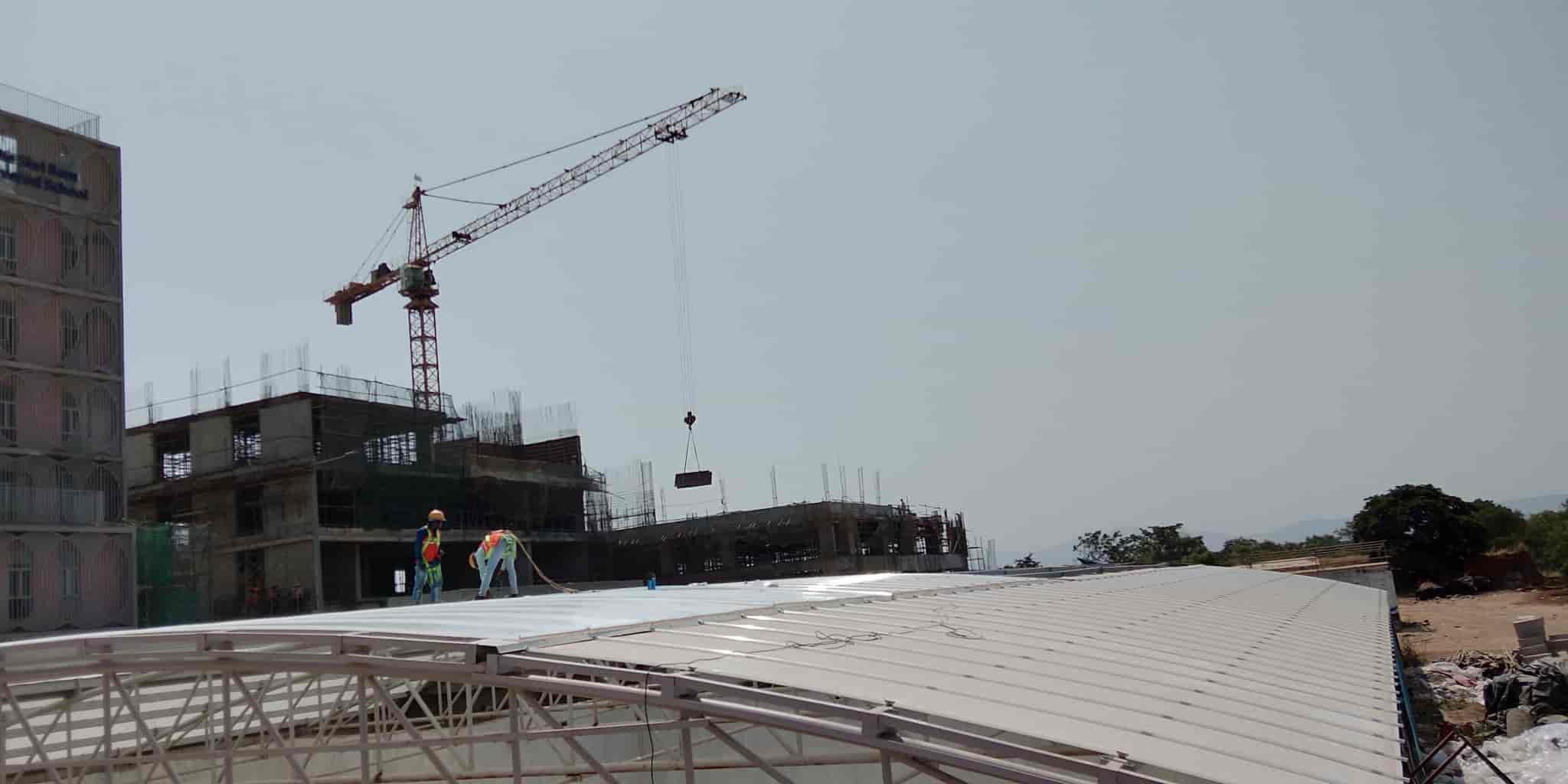 Rnp Scaffolding And Formwork Pvt Ltd, Mahape - Scaffolding