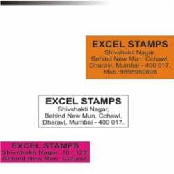 Excel Stamps, Dharavi - Rubber Stamp Manufacturers in Mumbai - Justdial