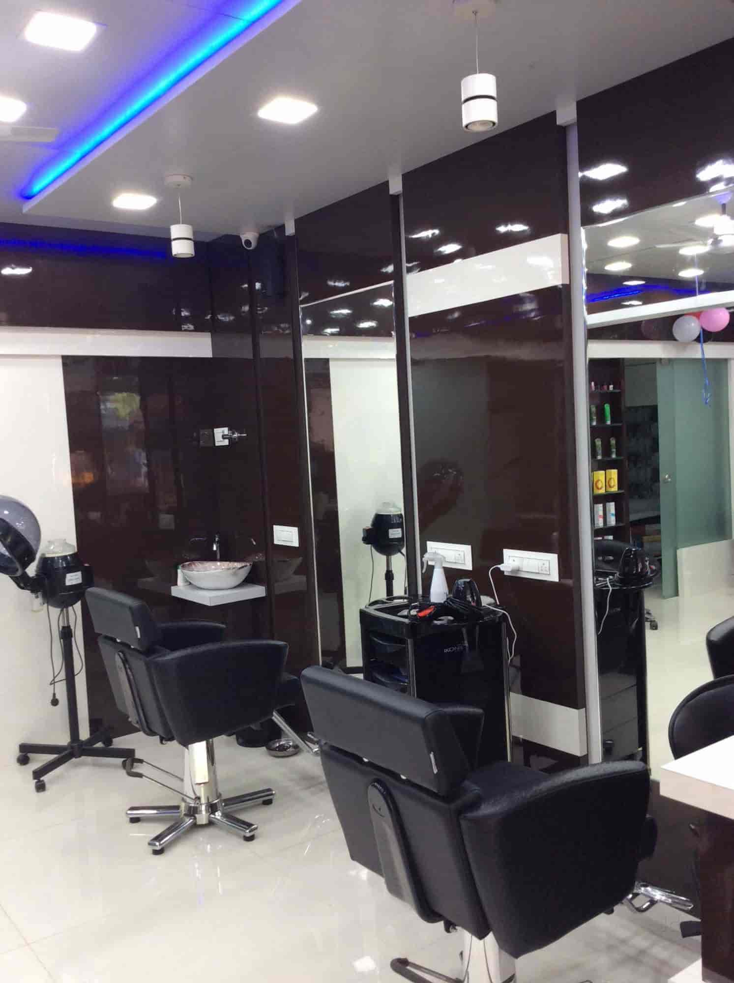hair wizard unisex salon photos, mira road, mumbai- pictures
