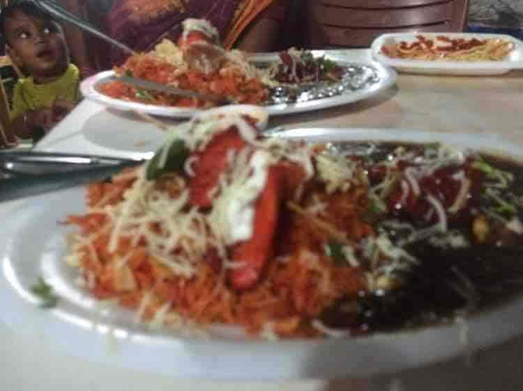 Black Town Chinese And Fast Food, Ulhasnagar No 5, Mumbai