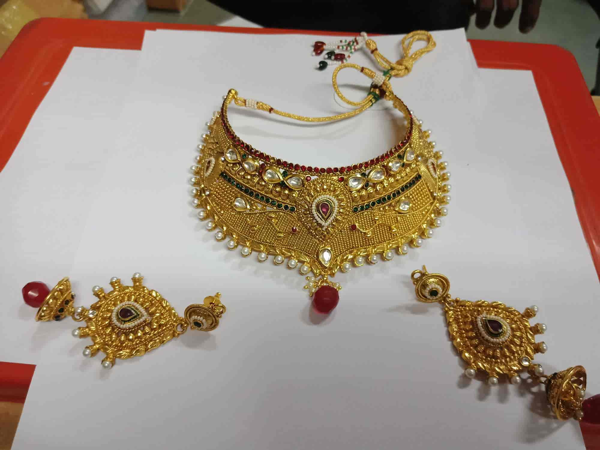 cc9a2b0ec MJ Fashion Jewellery, Dahisar - Imitation Jewellery Manufacturers in Mumbai  - Justdial