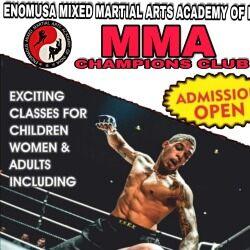 Enomusa Mixed Martial Arts Academy Of India, Powai - Martial