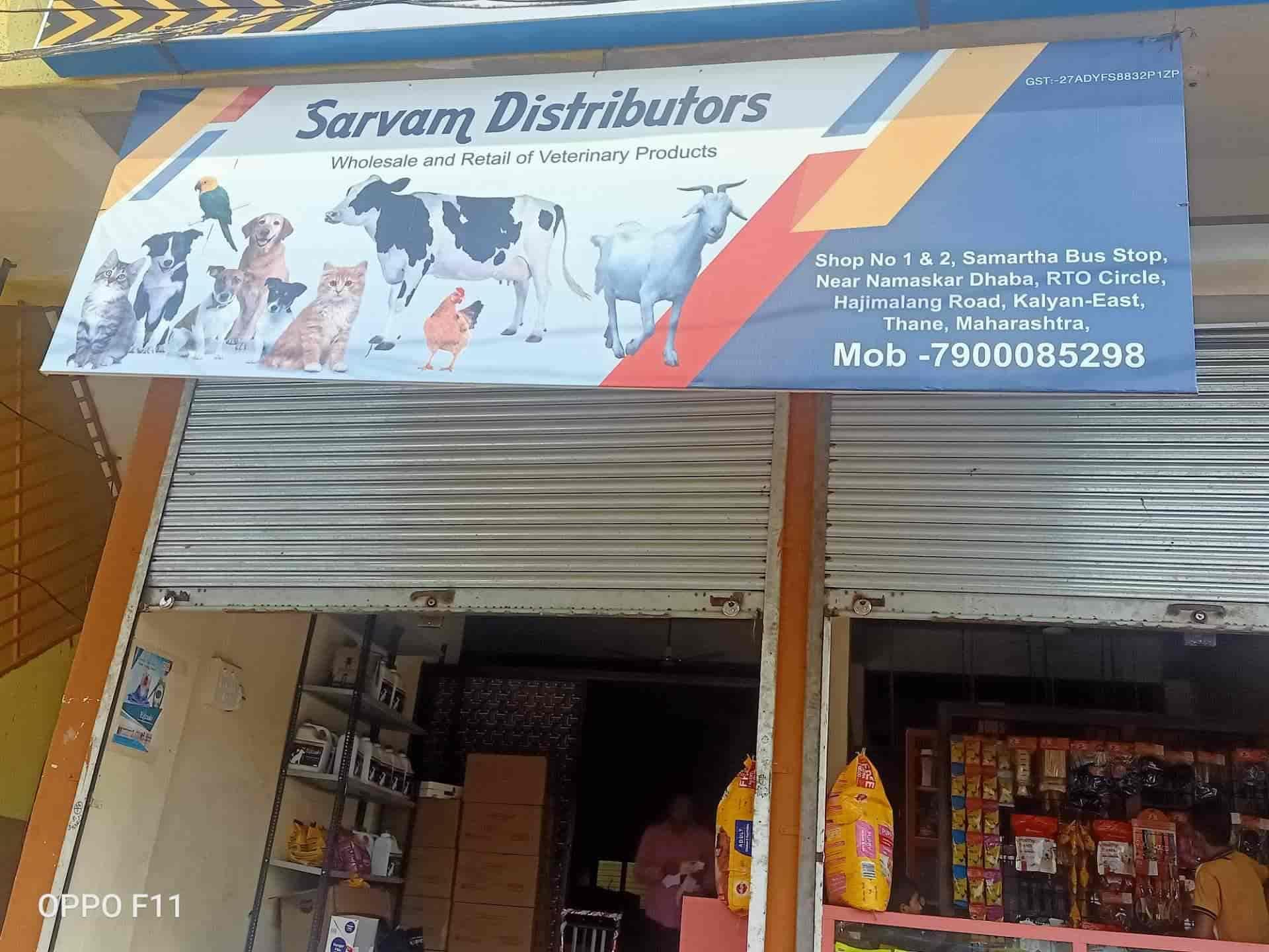 Sarvam Distributors Kalyan East Pet Clinics In Thane Mumbai Justdial