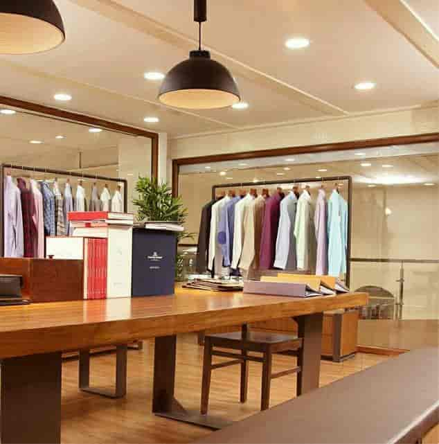 Bombay Shirt Company Nariman Point Fashion Designer Stores In Mumbai Justdial