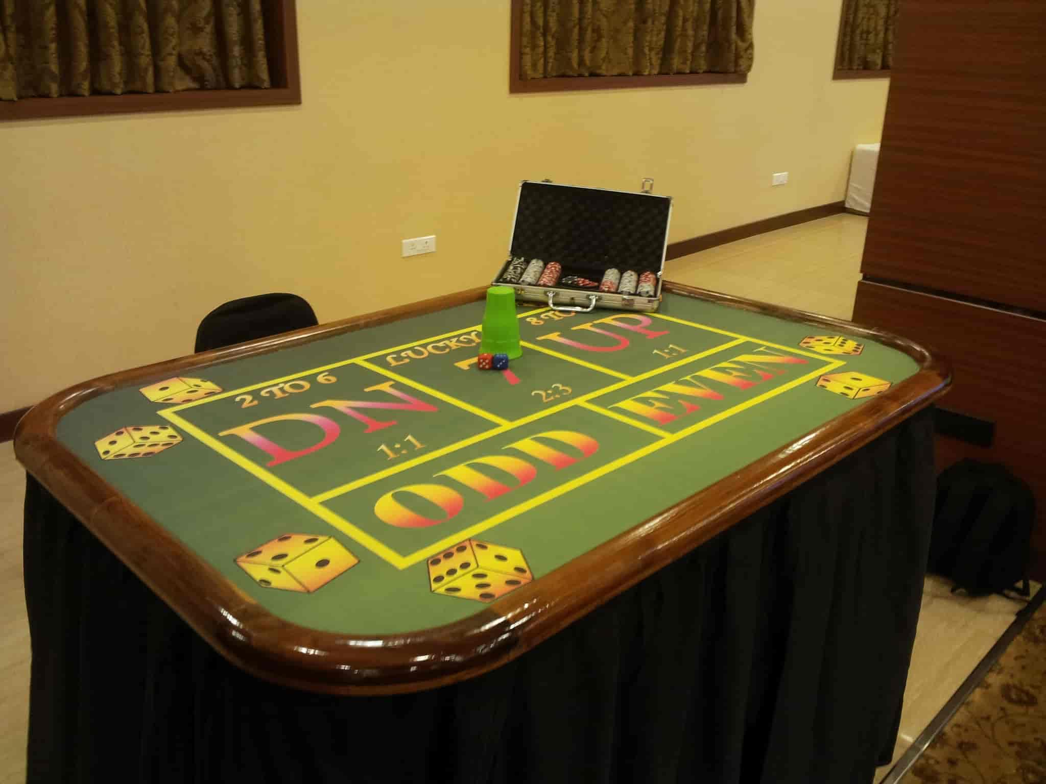 Gambling junkets to reno