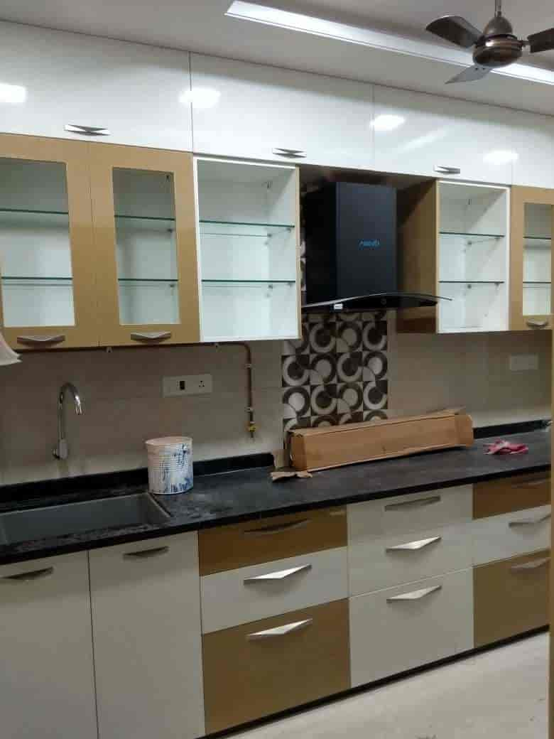 Ashiyana Interior, Patlipada thane West - Modular Kitchen Dealers in Thane, Mumbai - Justdial