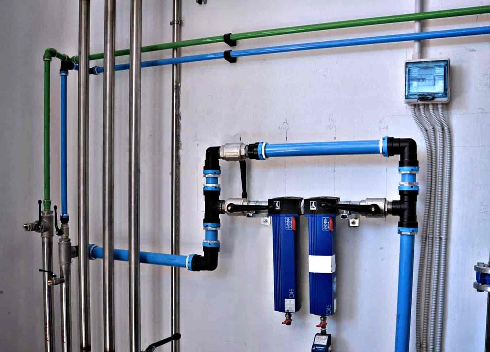 Compressed Air Piping >> Compressed Air Piping System Pneumatic Tube Fittings In Andheri East