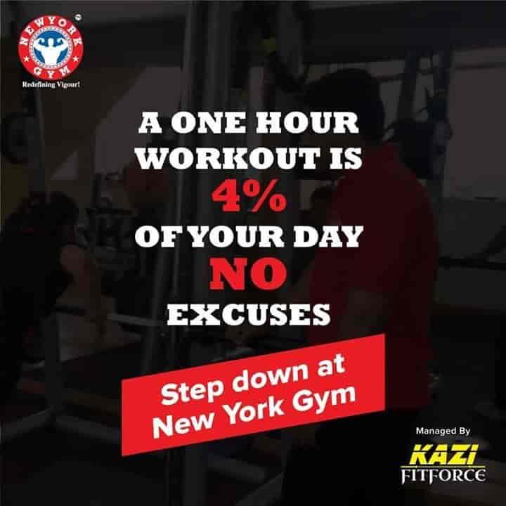 Newyork Gym, Wadala West - Health Clubs in Mumbai - Justdial