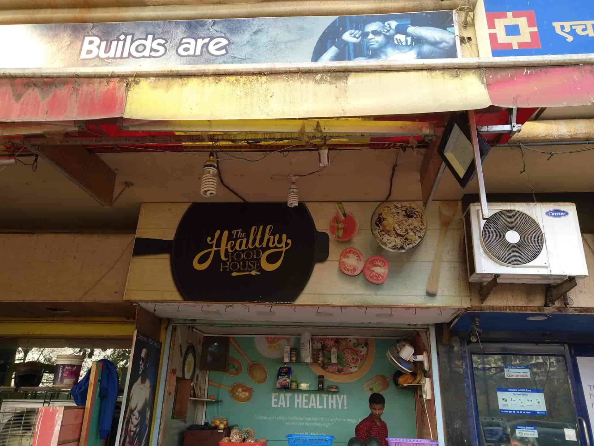 The Healthy Food House Photos, Kandivali West, Mumbai- Pictures