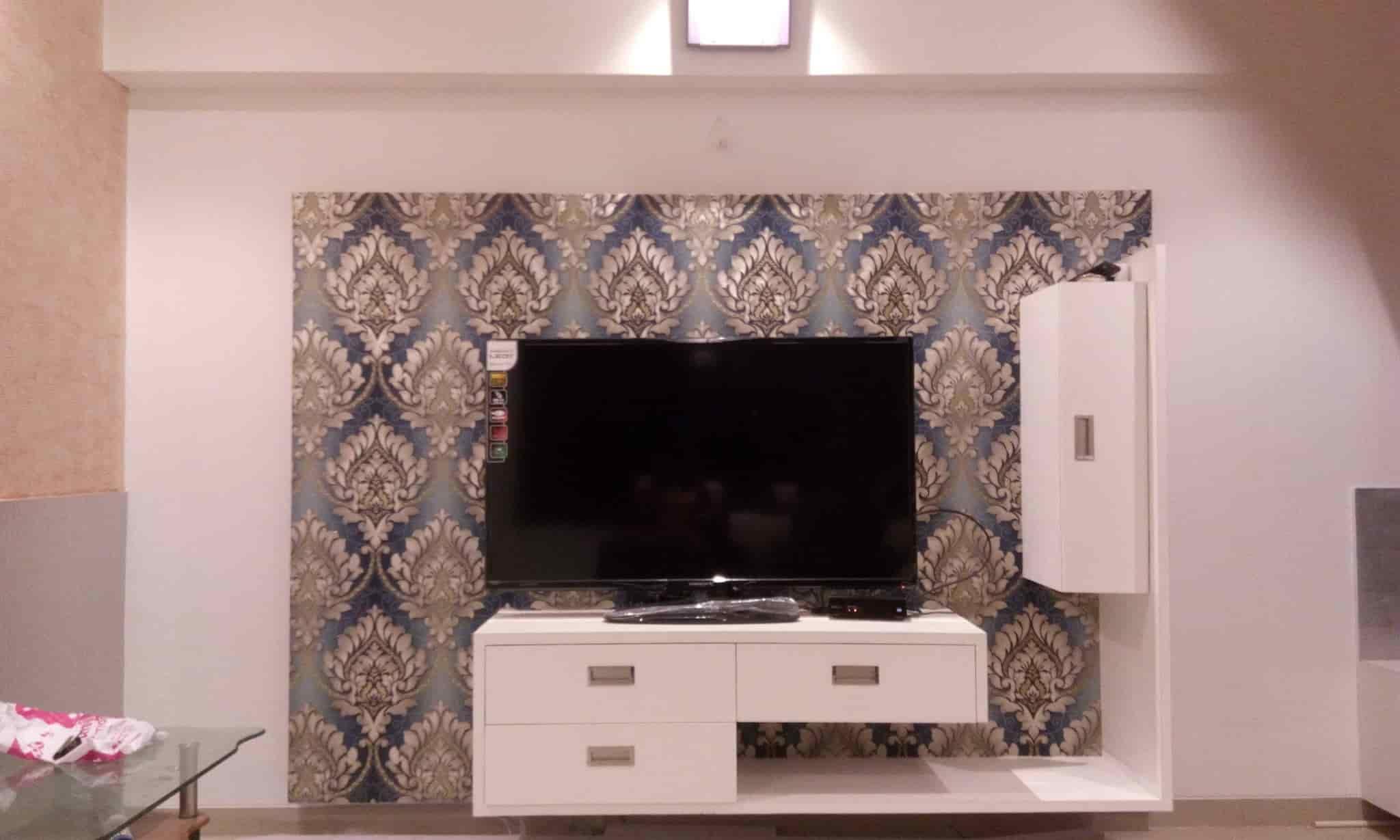 Tv Unit   Ishita Joshi Designs Photos, Borivali West, Mumbai   Interior  Decorators ...