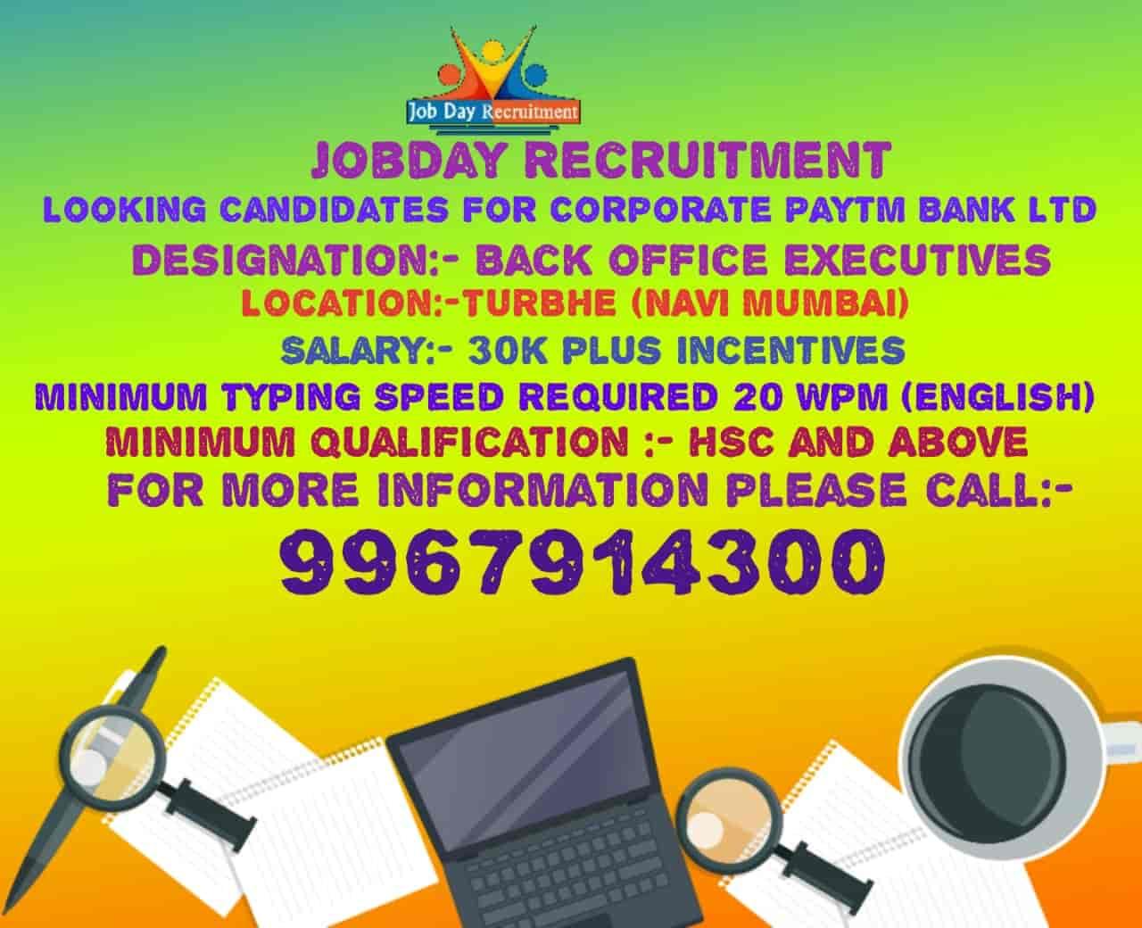 Job Day Recruitment Photos, Kalyan City, Mumbai- Pictures