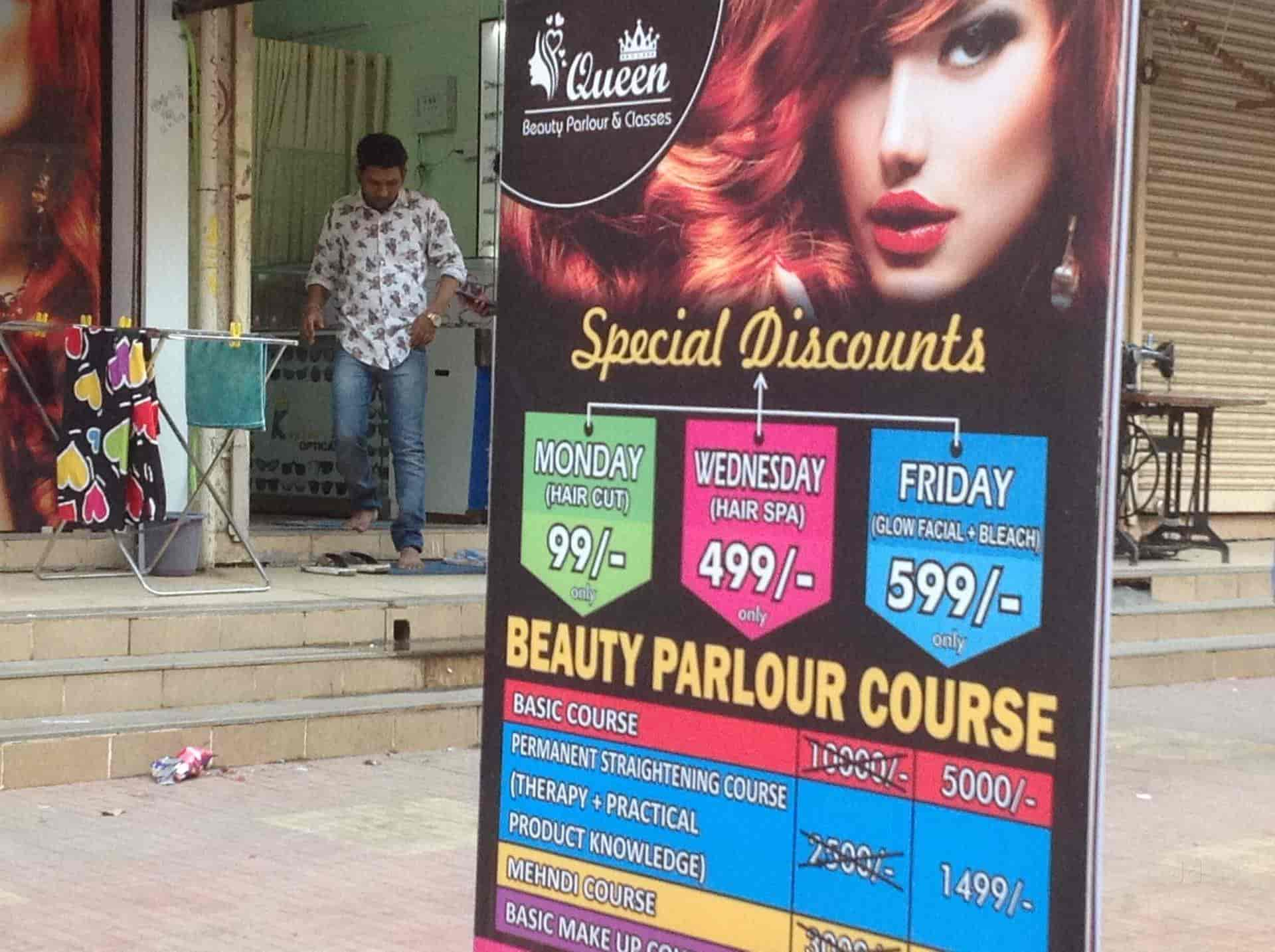 Queen Ladies Beauty Parlour Photos Vasai East Mumbai Pictures Images Gallery Justdial