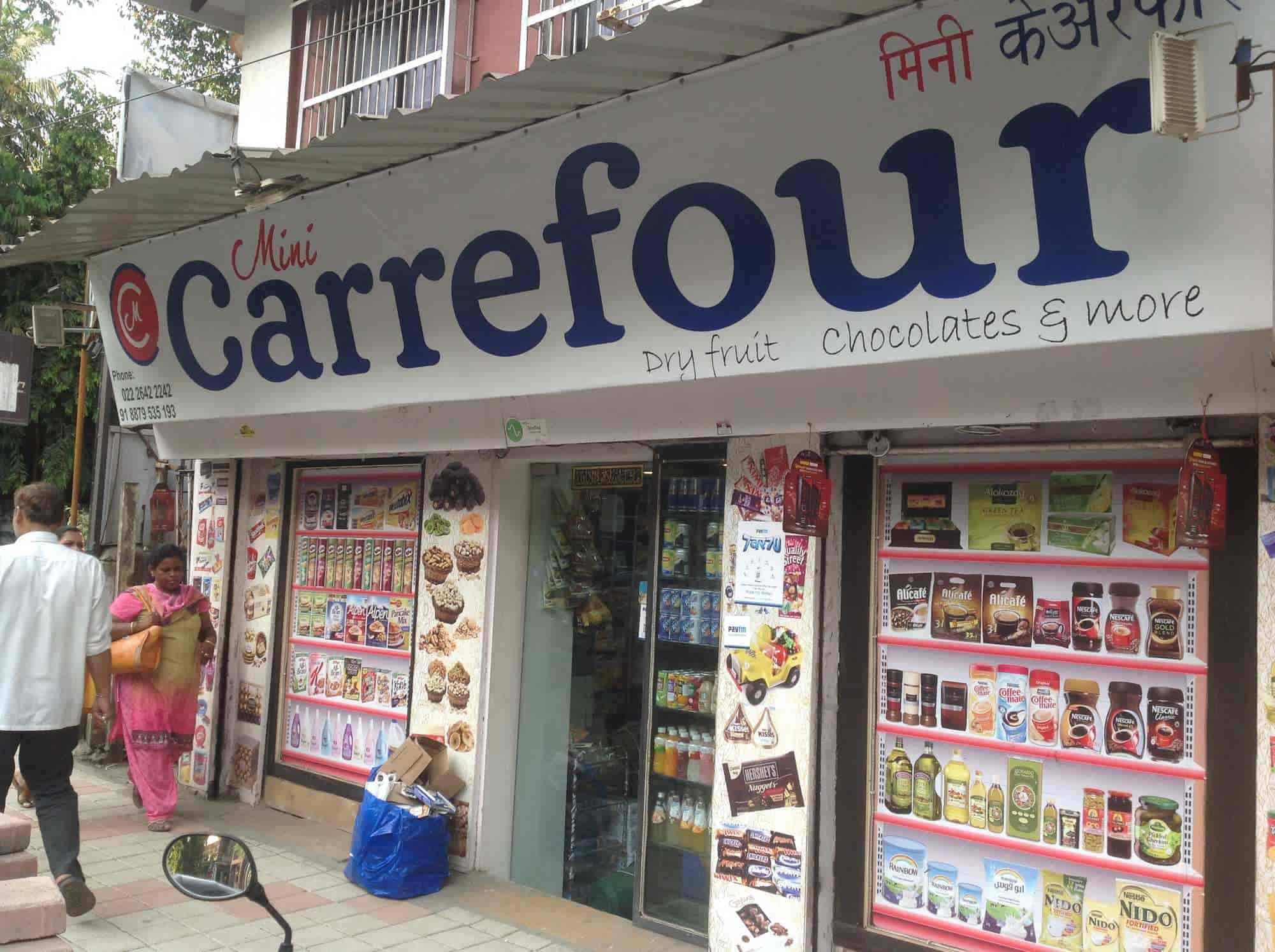 Mini Carrefour, Bandra West - Dry Fruit Retailers in Mumbai - Justdial