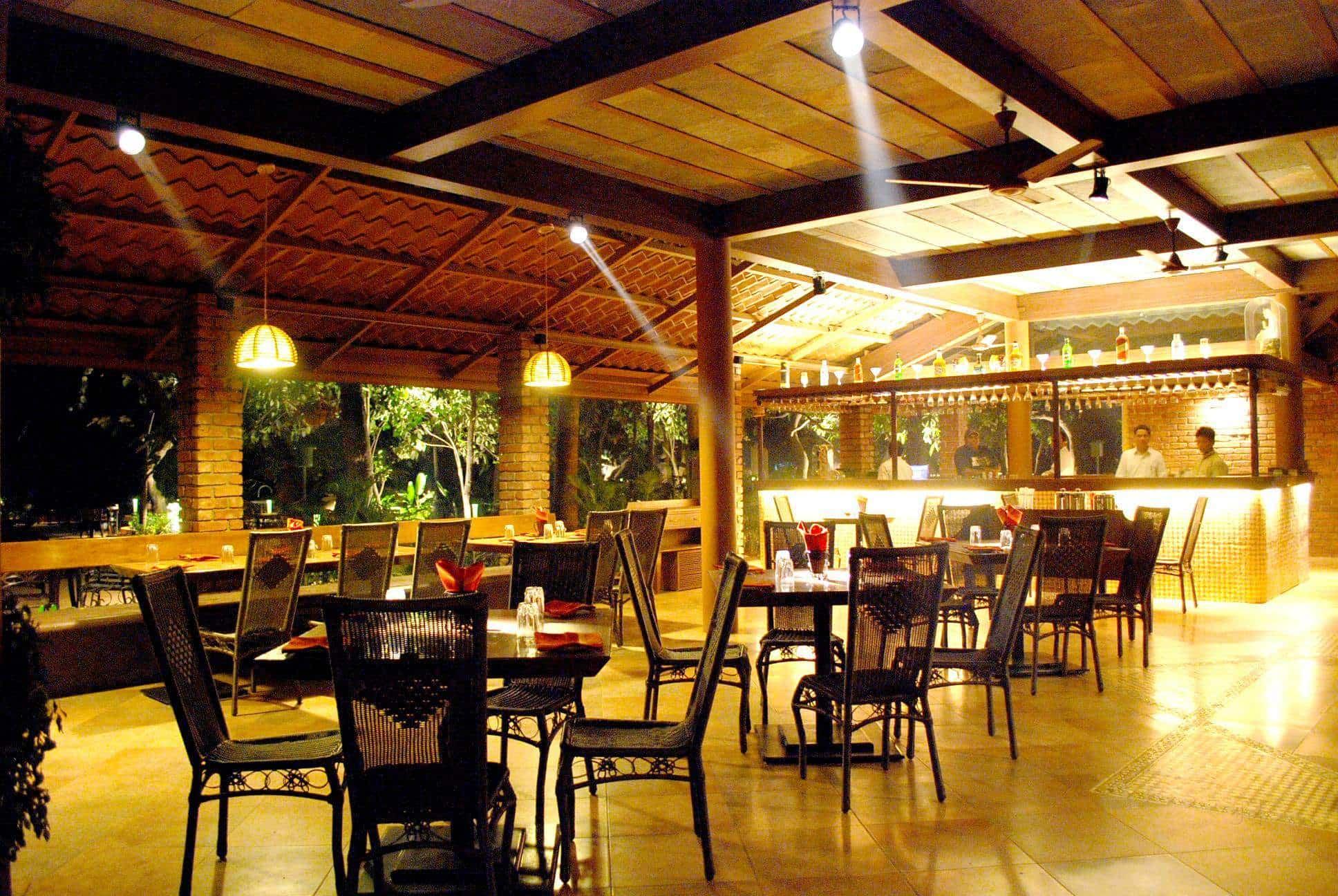 Sai Palace Hotel & Garden, Mira Village, Mumbai - North Indian ...