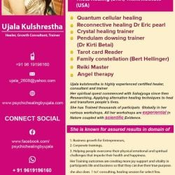 Psychic Healing By Ujala, Seawoods - Tarot Reading Services