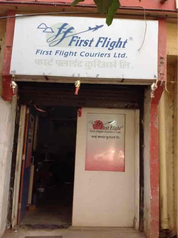 First Flight Couriers Ltd, Kopar Khairane - Courier Services