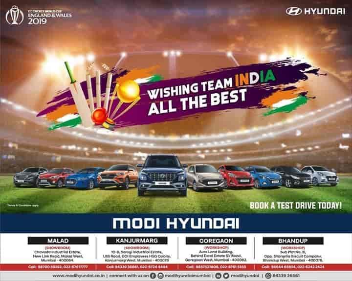 Modi Hyundai Showroom, Malad West - Car Dealers-Hyundai in