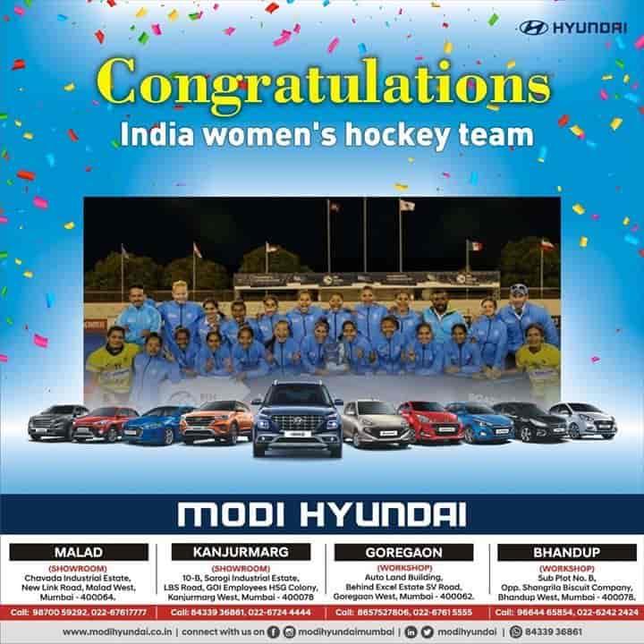 Modi Hyundai Showroom, Malad West - Car Dealers-Hyundai in Mumbai