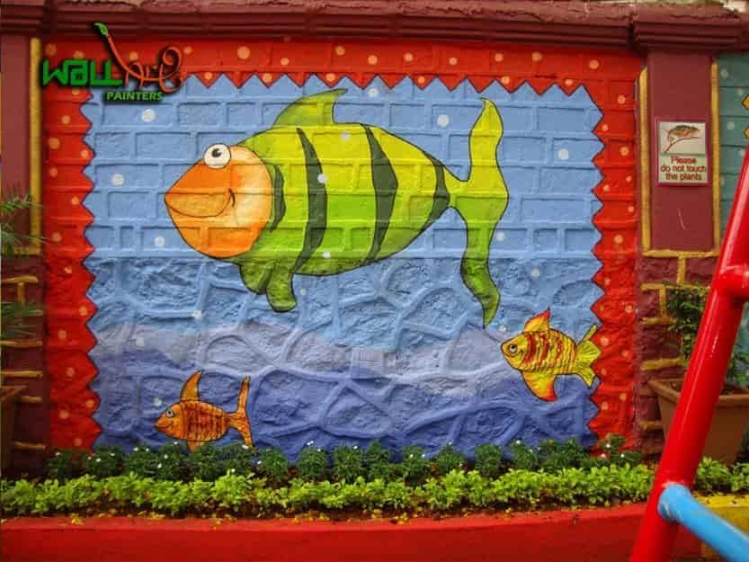 ... Wall Painter - WALL ART PAINTERS Photos Chembur East Mumbai - Art Painters ... & WALL ART PAINTERS Photos Chembur East Mumbai- Pictures u0026 Images ...