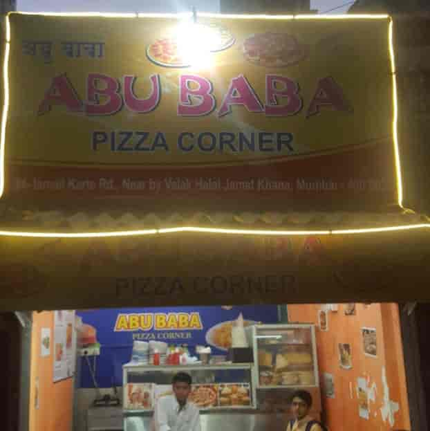 Pizza Karte.Abu Baba Pizza Corner Reviews Pydhonie Mumbai 6 Ratings Justdial