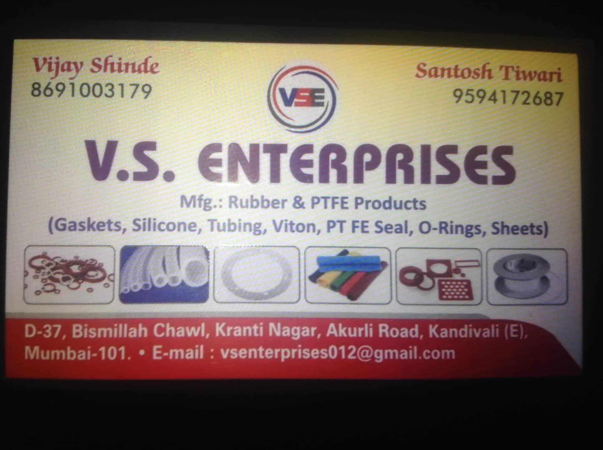 V S Enterprises, Kandivali East - Silicone Transparent Tube