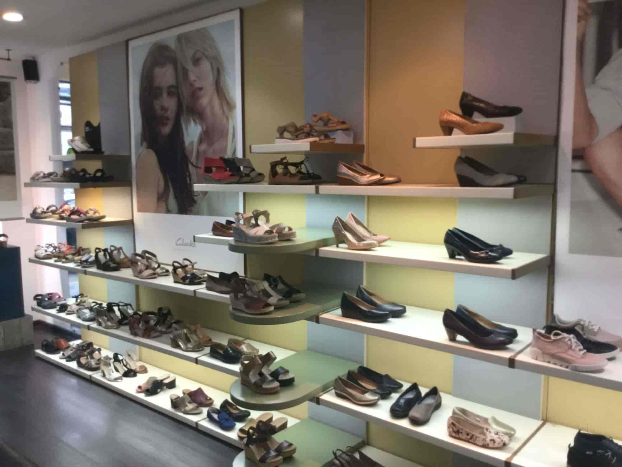 great look new images of discount collection Clarks Exclusive Shop, Khar West - Boot Dealers in Mumbai ...