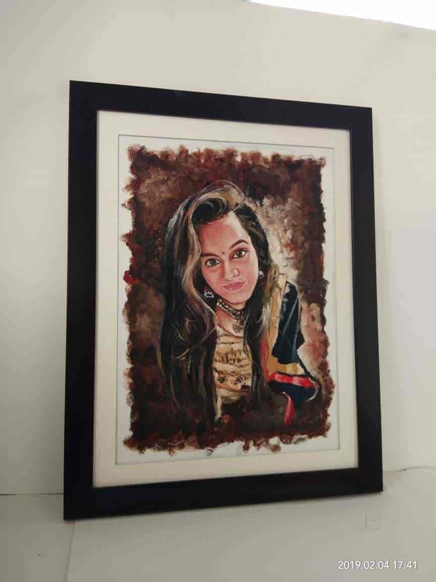 Munish mohan the artist goregaon west hand paintings in mumbai justdial
