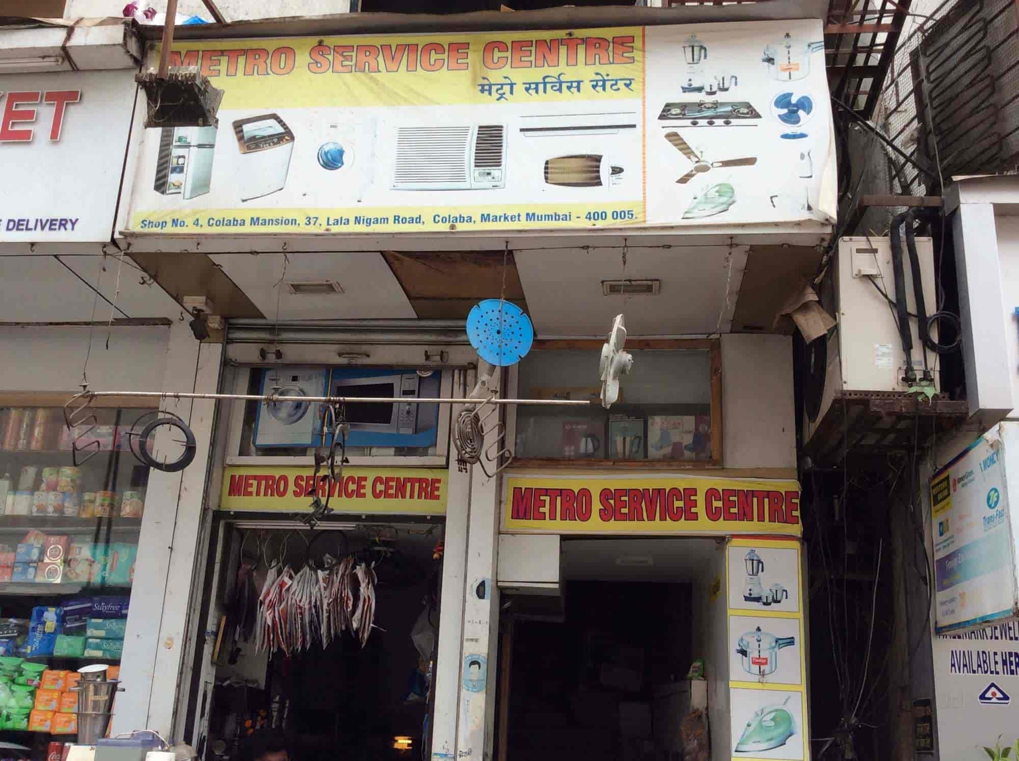 Metro Service Center >> Metro Service Center Photos Colaba Mumbai Pictures Images