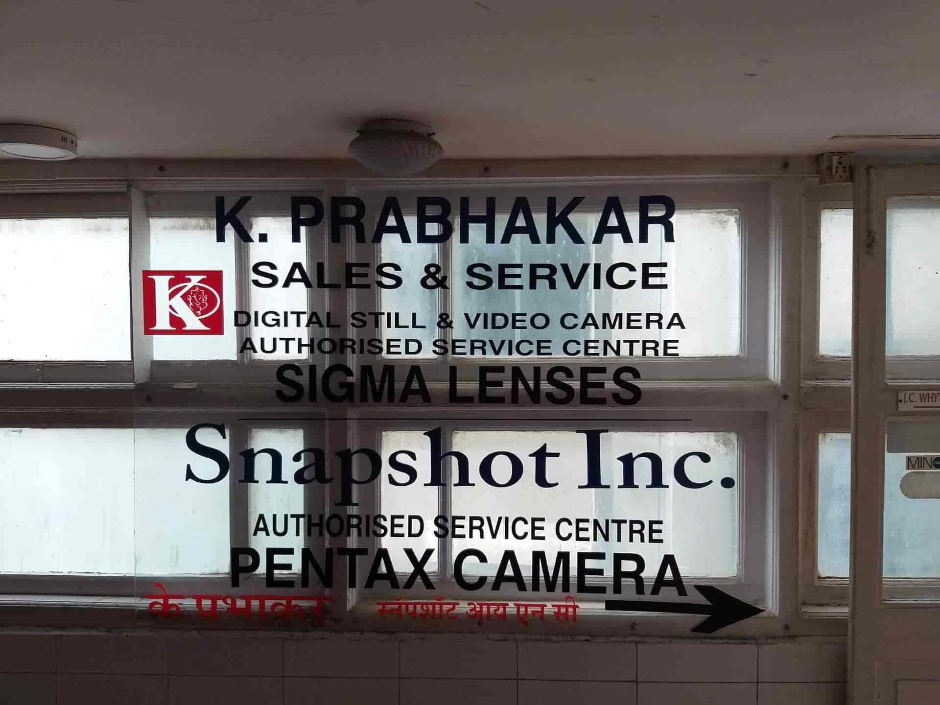 K Prabhakar, Fort - Camera Dealers in Mumbai - Justdial