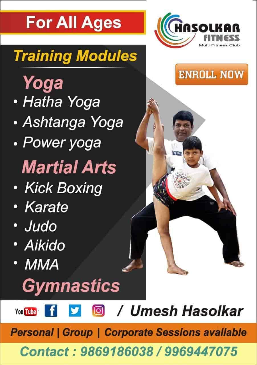 Hasolkar Fitness, Lower Parel - Yoga Classes in Mumbai