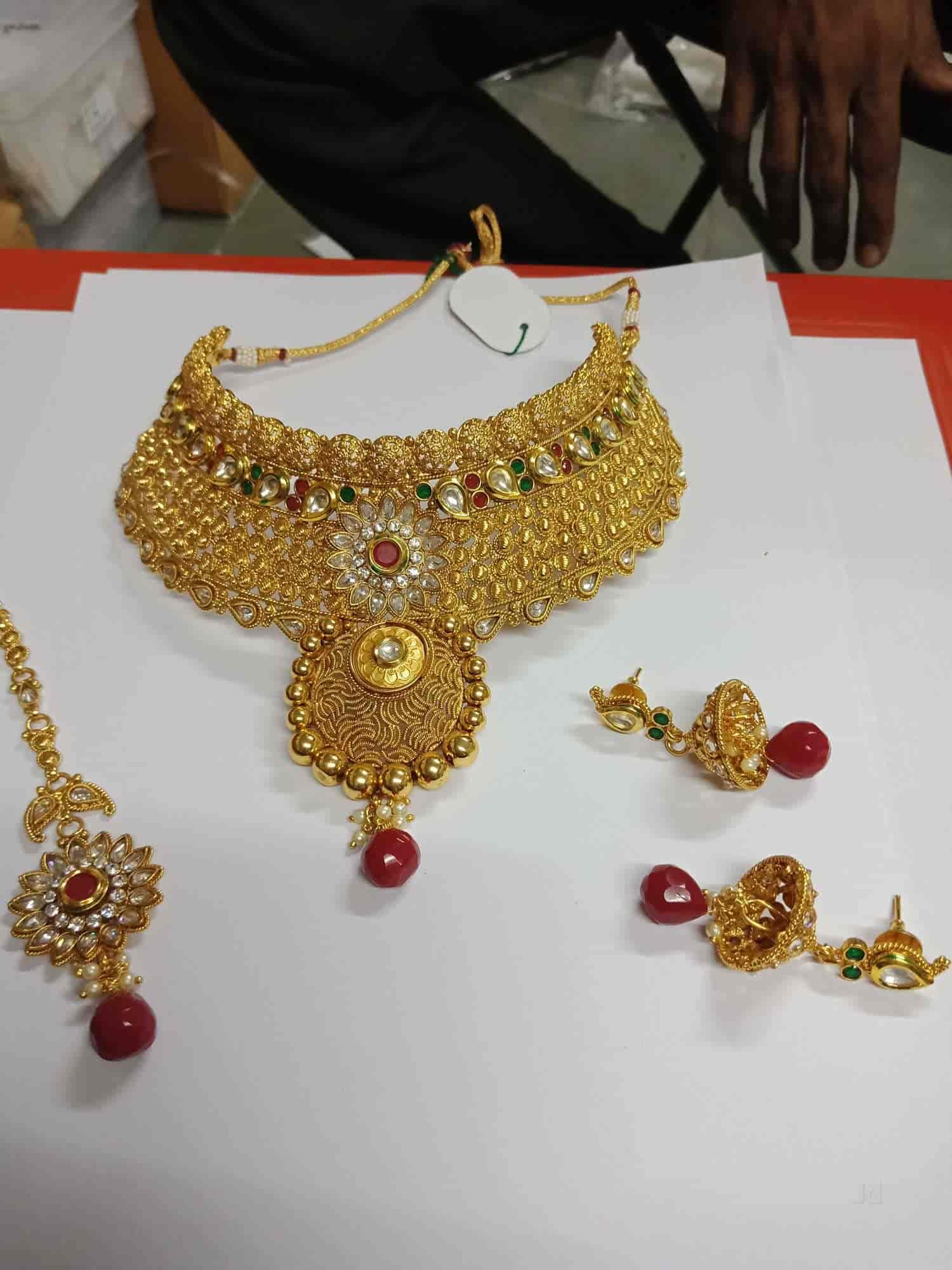 77f5019a6 ... MJ Fashion Jewellery Photos, Dahisar, Mumbai - Imitation Jewellery  Wholesalers ...