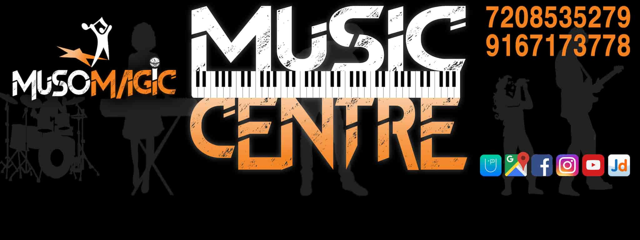 Muso Magic Music And Dance Academy, Kharghar Sector 12