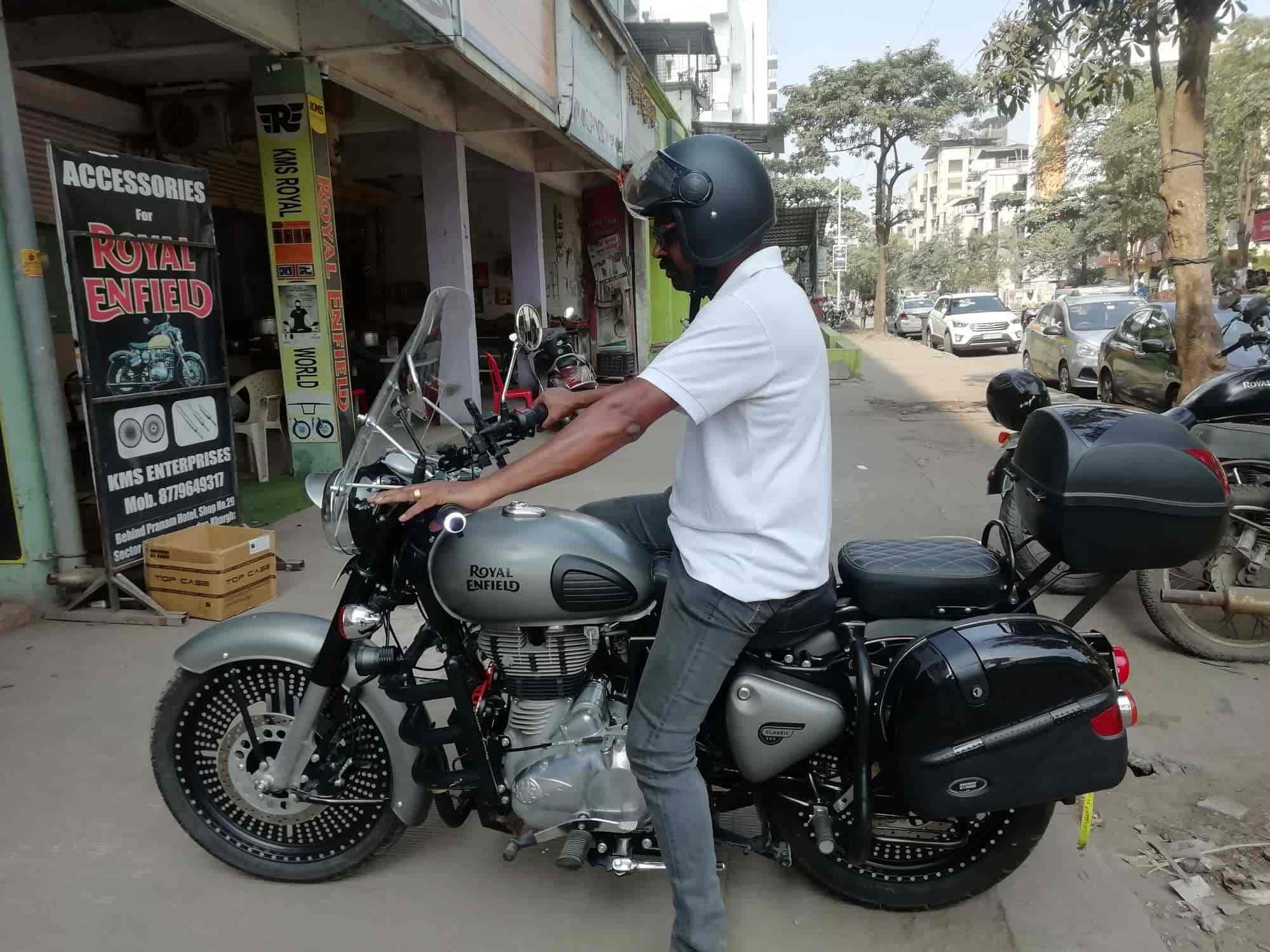 Kms Royal Bullet Accessories World Kharghar Worm Gear Set Dealers In Navi Mumbai Mumbai Justdial
