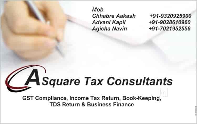 Casquare Tax Consultants Ulhasnagar No