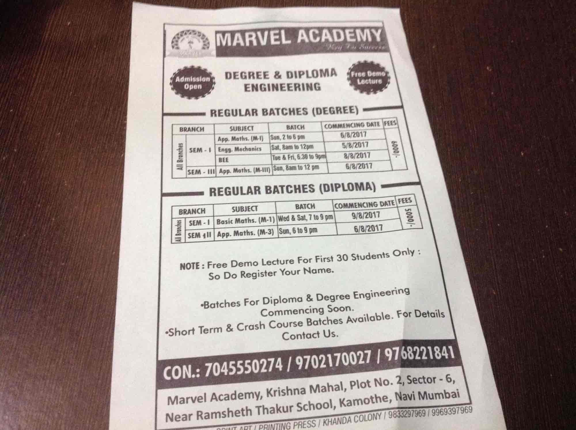 Marvel academy dating