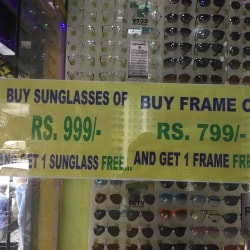 Icon Optical Gallery, Lokhandwala Complex-andheri West - Opticians