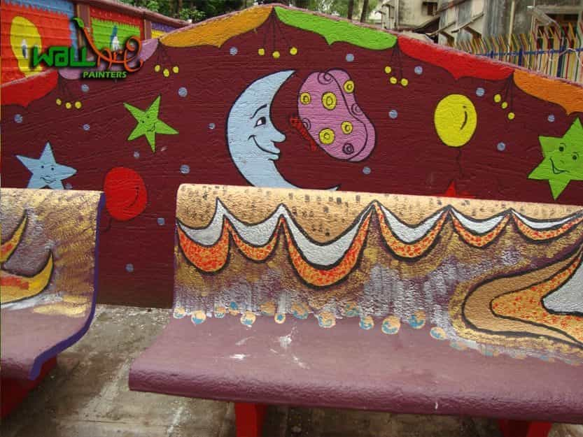 Wall Painter - WALL ART PAINTERS Photos Chembur East Mumbai - Art Painters ... & WALL ART PAINTERS Photos Chembur East Mumbai- Pictures u0026 Images ...