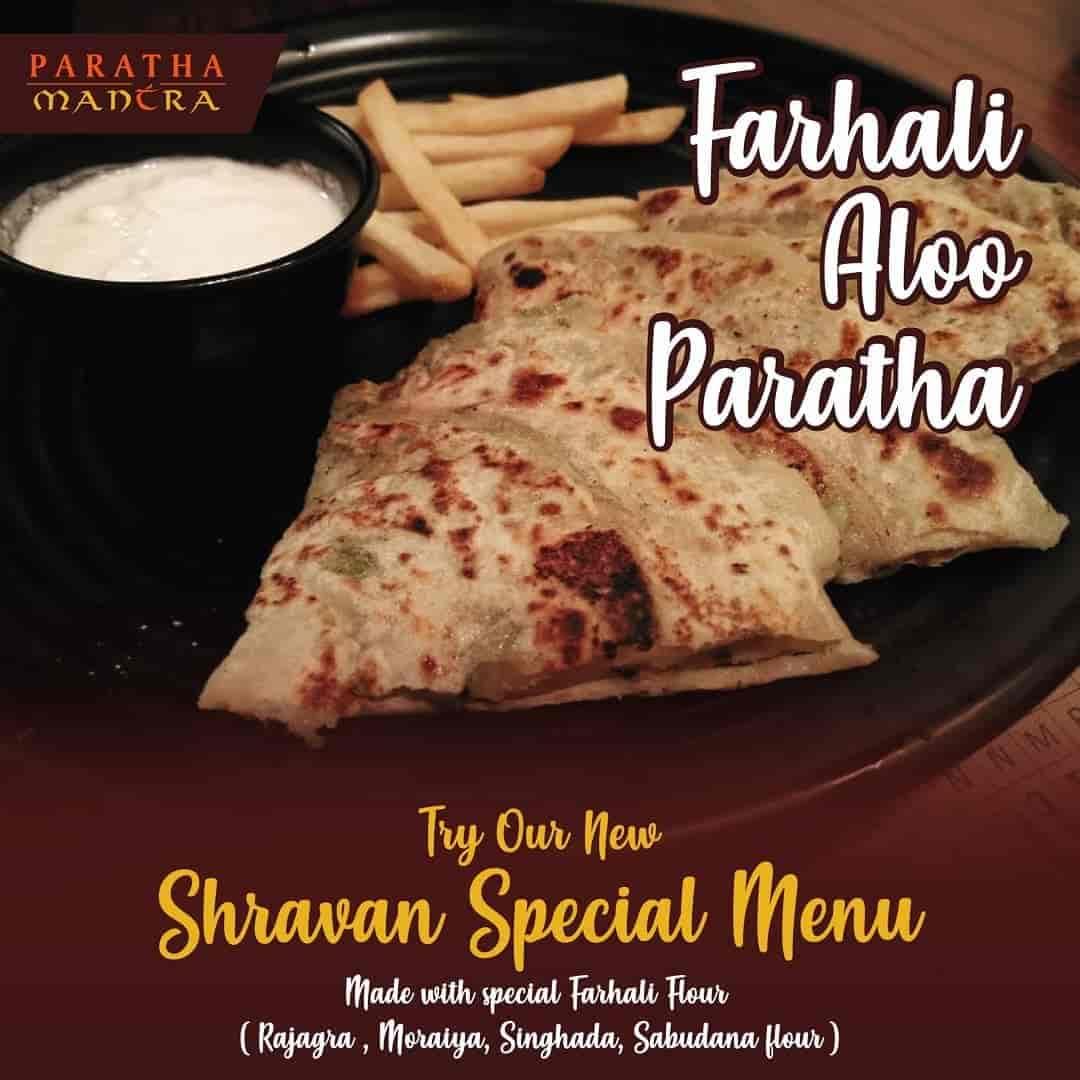 Paratha Mantra Restaurant Fort Mumbai North Indian Cuisine