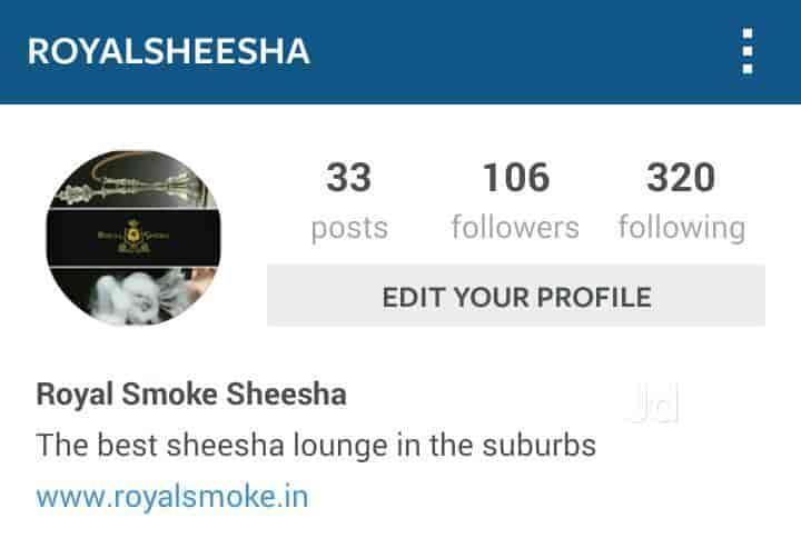 Royal Smoke Restaurant, Jawahar Nagar-goregaon West, Mumbai