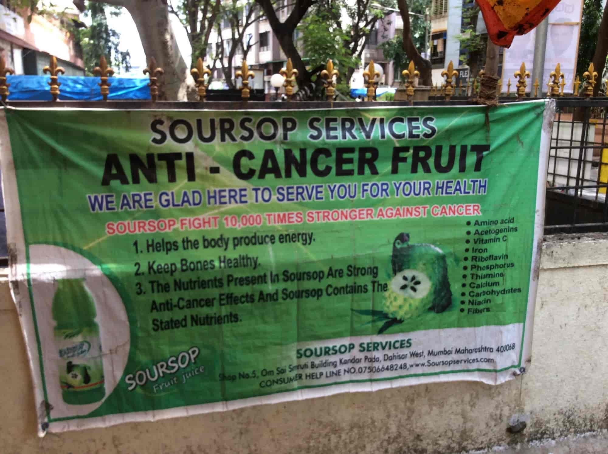 Soursop Cancer Cure Reviews